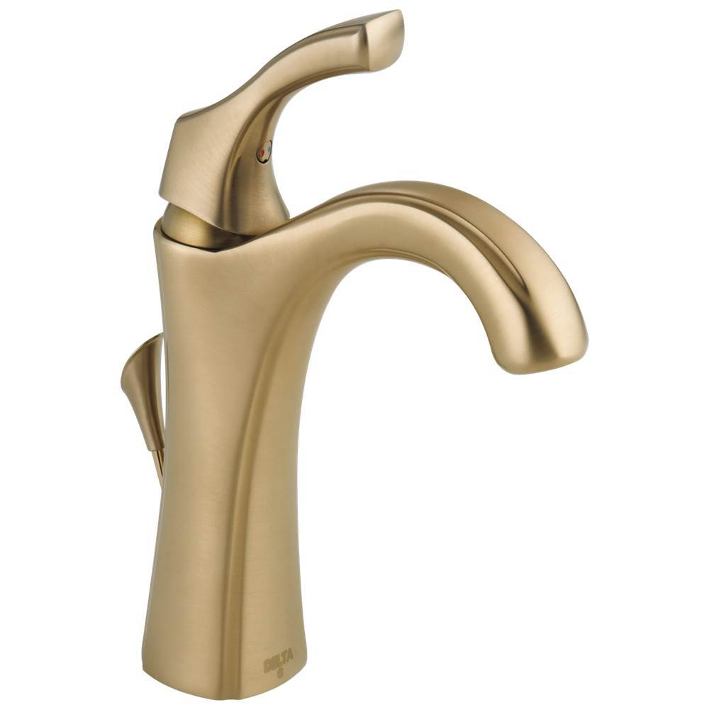 Delta Faucet Faucets Champagne Bronze | Great Western Supply Inc ...