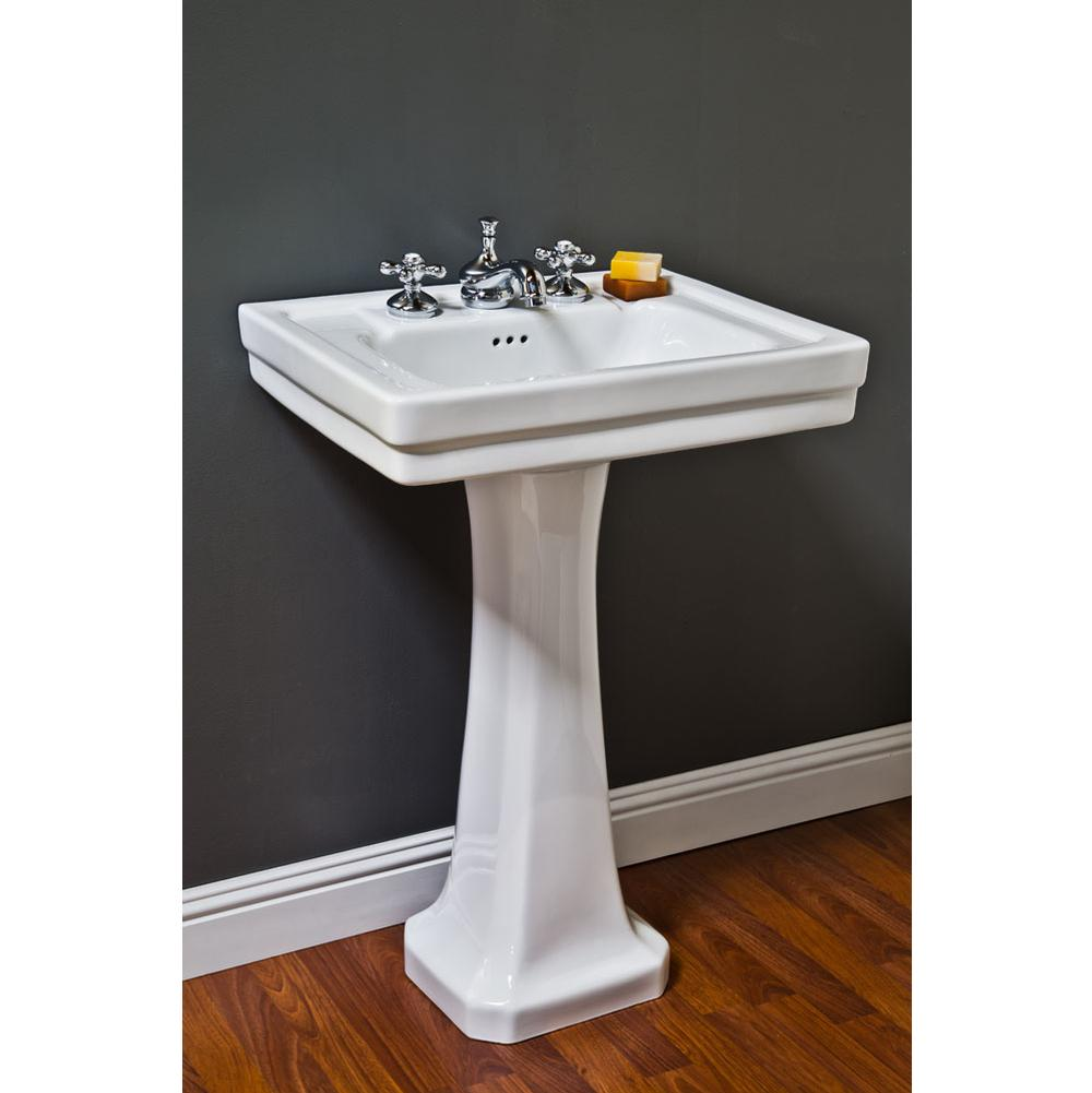 Sinks Pedestal Bathroom Sinks   Great Western Supply Inc. - Salt ...